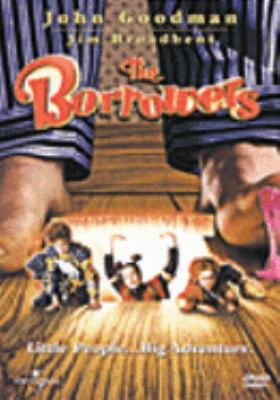 Cover image for Borrowers