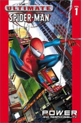Cover image for Ultimate Spider-man: Power and responsibility