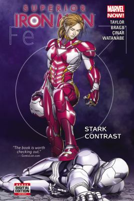 Cover image for Superior Iron Man. Vol. 2, Stark contrast