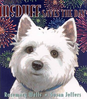 Cover image for McDuff saves the day