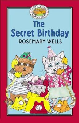 Cover image for The secret birthday