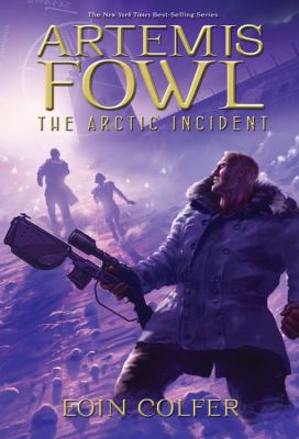Cover image for Artemis fowl : the Arctic incident