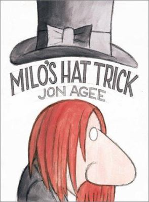 Cover image for Milo's hat trick