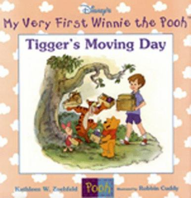 Cover image for Tigger's moving day