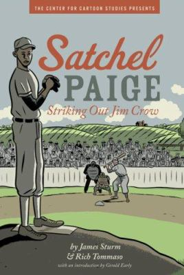 Cover image for Satchel Paige : striking out Jim Crow