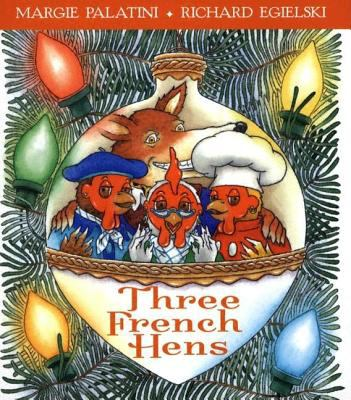 Cover image for Three French hens : a holiday tale
