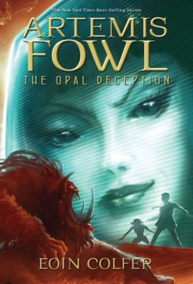 Cover image for Artemis Fowl. The opal deception