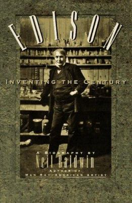 Cover image for Edison, inventing the century
