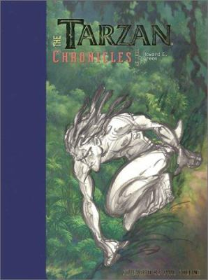 Cover image for The Tarzan chronicles
