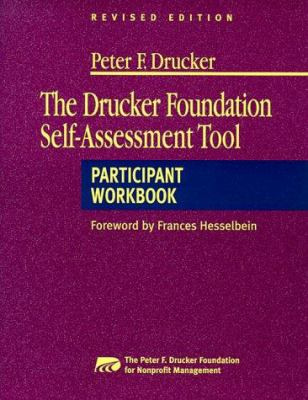 Cover image for The Drucker Foundation self-assessment tool : participant workbook