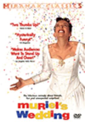 Cover image for Muriel's wedding