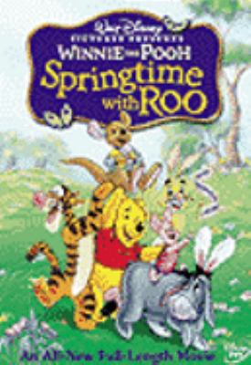 Cover image for Winnie the Pooh. Springtime with Roo