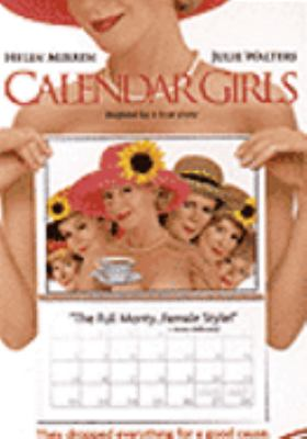 Cover image for Calendar girls