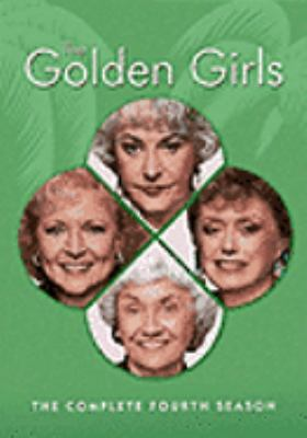 Cover image for The golden girls. The complete fourth season