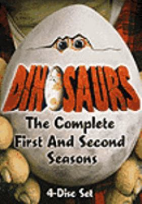 Cover image for Dinosaurs. The complete first and second seasons