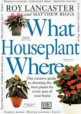 Cover image for What houseplant where