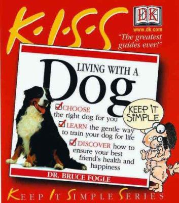Cover image for KISS guide to living with a dog