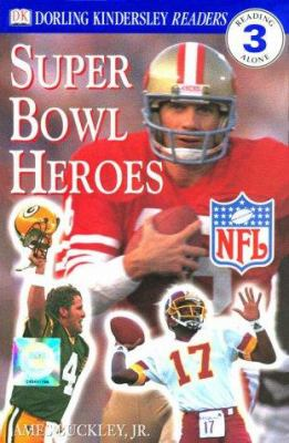 Cover image for Super Bowl heroes