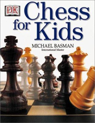 Cover image for Chess for kids