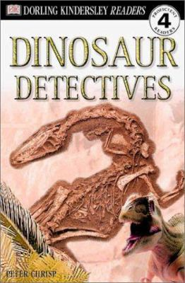 Cover image for Dinosaur detectives