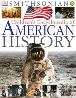 Cover image for Children's encyclopedia of American history