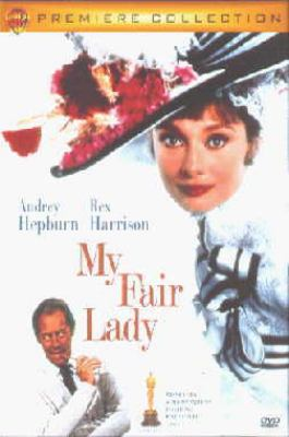 Cover image for My fair lady