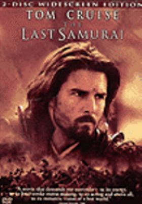 Cover image for The last samurai