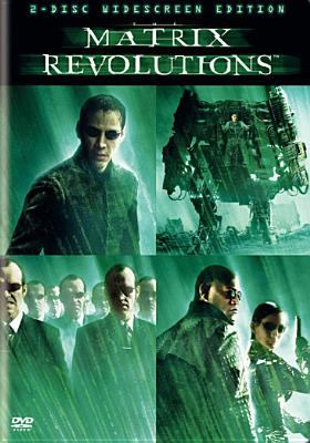 Cover image for The matrix revolutions