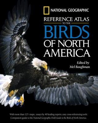 Cover image for Reference atlas to the birds of North America