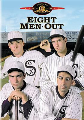 Cover image for Eight men out