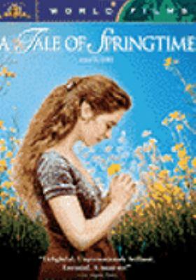 Cover image for Conte de printemps A tale of springtime