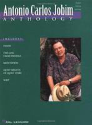 Cover image for Anthology : piano, vocal, guitar