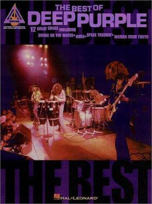 Cover image for The best of Deep Purple