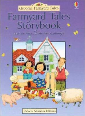 Cover image for Farmyard tales storybook