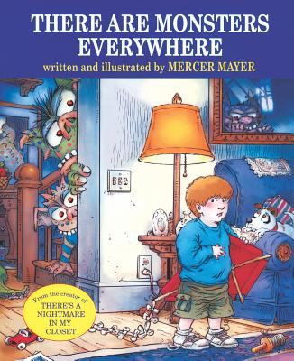Cover image for There are monsters everywhere