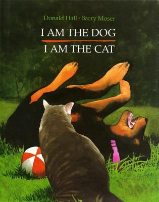 Cover image for I am the dog, I am the cat