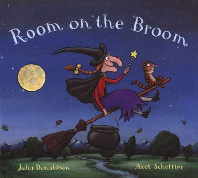 Cover image for Room on the broom