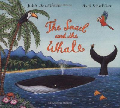 Cover image for The snail and the whale