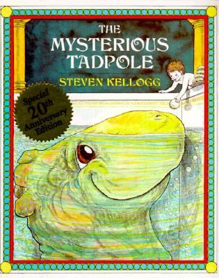 Cover image for The mysterious tadpole