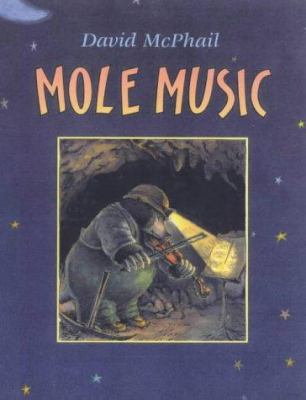 Cover image for Mole music