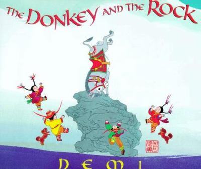 Cover image for The donkey and the rock