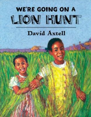Cover image for We're going on a lion hunt