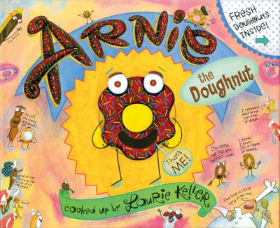 Cover image for Arnie the doughnut