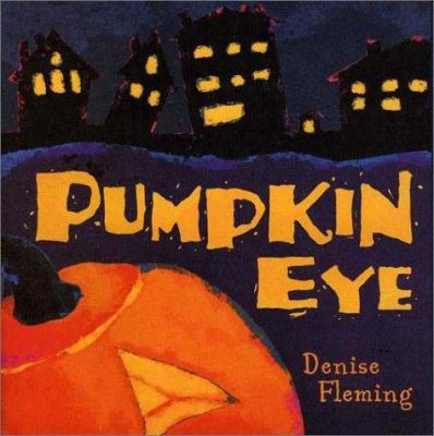 Cover image for Pumpkin eye