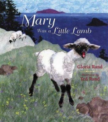 Cover image for Mary was a little lamb