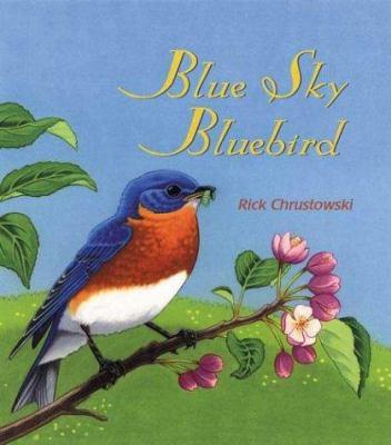 Cover image for Blue sky bluebird