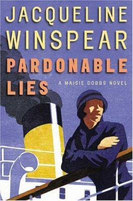 Cover image for Pardonable lies : a Maisie Dobbs novel