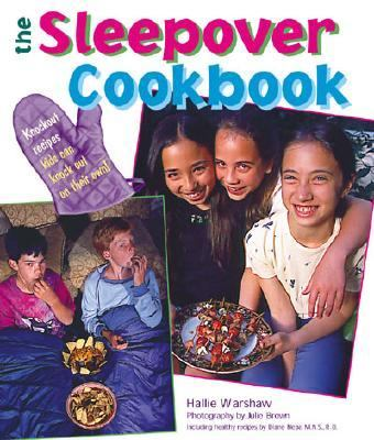 Cover image for The sleepover cookbook
