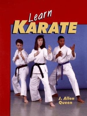 Cover image for Learn karate