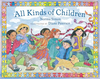 Cover image for All kinds of children